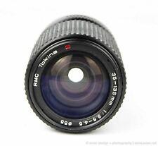 Vintage RMC Tokina 35-135mm f/3.5-4.5 Manual Focus Zoom Lens Canon FD Mount