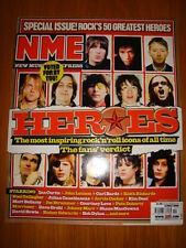 NME 2006 MAY 13 JOHN LENNON NOEL GALLAGHER PETE DOHERTY