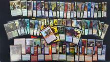 75 Magic the Gathering Foil Common / Uncommon Cards Lot - 5 BONUS Foil Rares MTG