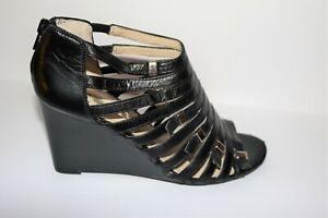 I.N.C. International Concepts Brand Black Strappy Sandals Heels Size 8 NEW