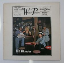 B.B. Blunder - Workers Playtime - original LP