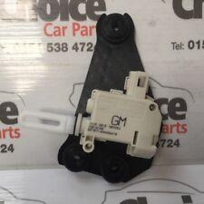 Genuine Vauxhall Meriva A Tailgate Release Lock Actuator 13199007