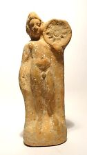 STATUETTE ROMAINE 2ème S. APRES J.-C. -ROMAN NAKED MAN TERRACOTTA FIGURE 200 AD