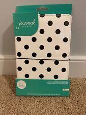 American Crafts Journal Studio Kit Black Dot By Heidi Swapp
