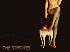 "MX04975 The Strokes - American Julian Casablancas Indie Rock 19""x14"" Poster"