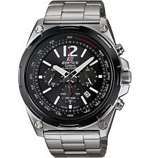 Casio Men's EFR-545SBDB-1BVCF Edifice Tough Solar Stainless Steel Watch