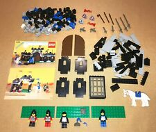 LEGO CASTLE BLACK KNIGHTS STRONGHOLD SET 6059 - COMPLETE