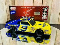 RARE Dale Earnhardt Action RCCA 1985 Monte Carlo Wrangler Jeans Machine 1/24