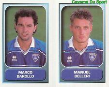 504 BAROLLO - BELLERI ITALIA EMPOLI.FC FIGURINE STICKER CALCIO MERLIN 2000-2001