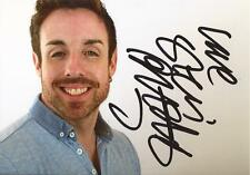 THE X FACTOR/BIG BROTHER: STEVI RITCHIE SIGNED 6x4 PORTRAIT PHOTO+COA **PROOF**