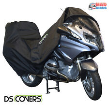 DS Alfa Outdoor XXL Motorcycle With Top Box Premium Quality Motorbike Cover