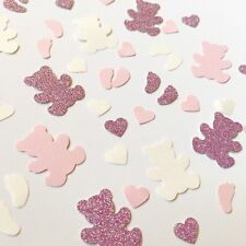 It's a Girl! Baby Shower / Christening Table Confetti