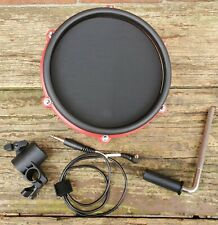 "Alesis 8"" Single-Zone Nitro SE Electronic Mesh Pad w/Pad Mount 1 1/8"", 3' Cable"