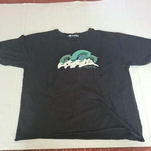 Keane 2006 Mens Tour Shirt Xl Rare Retro Music Festival Shirt under the iron sea