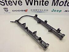 New Fuel Injector Rail Factory Mopar New OEM 53034198AC Chrysler Dodge Jeep Ram