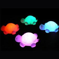 3D Nightlight Turtle Night Light 7 Color Change LED Lamp Gift Kids Room Decor LG