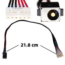 Câble connecteur de charge Asus R752LN DC IN Power Jack alimentation