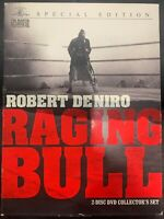 Raging Bull (Special Edition) DVD, Frank Vincent, Joe Pesci, Cathy Moriarty, Rob