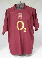 Mens Vintage Arsenal  Football Shirt 2006 Highbury Size XXL Lot R23