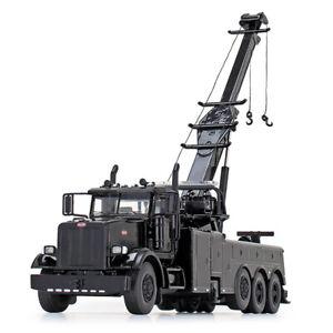 """First Gear 50-3439 Peterbilt 367 w/Century Rotator Wrecker Black 1:50 """"NEW"""""""