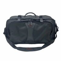 TUMI T-Tech Hybrid Carry-On duffle Convertible Backpack Luggage Bag Black 20in