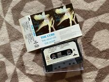 THE CURE : THE HEAD ON THE DOOR THAILAND CASSETTE  VINTAGE ** RARE **