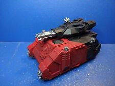 Baal Predator Panzer der Blood Angels 2