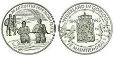 Netherlands at War - Mobilisatie 28 augustus 1939 • Silver, 31.3 gram