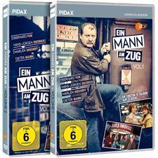 Gesamtedition - Ein Mann am Zug / komplette Serie auf 5 DVDs * Pidax