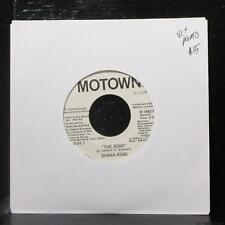 "Diana Ross - The Boss 7"" VG+ Promo Vinyl 45 Motown M 1462 F USA 1979"