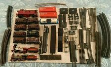 Model Train Parts and Accessories Approx. 70 Pieces