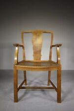 Fabulous Heals Antique Oak Carver Dining Chair