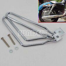 UK Stock Universal Saddle Bag Support Bar Mount Bracket for Harley Sportster 883