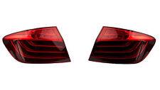 BMW F10 LCI 5 SERIES SEDAN 2014+ LED EURO OEM OUTER TAILLIGHT PAIR LED OEM