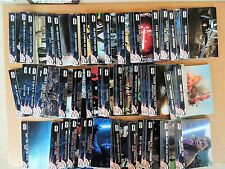 STAR WARS FORCE AWAKENS 2 COMPLETE CARD SET ALL DIFFERENT SEE PIC TOPPS 2016