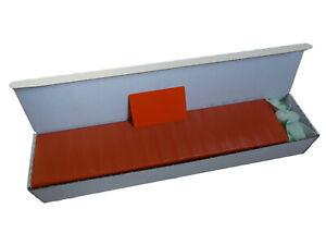 500 Plastikkarten orange l Kartendrucker l Plastikkartendrucker l Magnetkarten