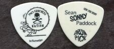 Kenny Chesney 2013 No Shoes Tour Guitar Pick! Sean Paddock custom concert stage