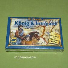 EL GRANDE Erweiterung König & Intrigant - NEUWARE Original verpackt