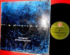 TONI ESPOSITO Processione sul mare LP 1976 ITALY VG Prima stampa PROG Monster