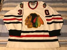Chicago Blackhawks Ed Belfour Nike Authentic Vintage Game Jersey 48 CANADA