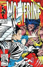 WOLVERINE #56 GAMBIT SIGNED BY ARTIST MARC SILVESTRI