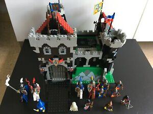 LEGO 6086 Black Knight's Castle en perfectas condiciones