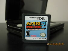 Mario vs. Donkey Kong 2: March of the Minis  (Nintendo DS, 2006) *Tested/3DS Com