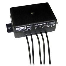Dämmerungsschalter 12V 3A / 12 Volt Dämmerungssensor Lichtsensor twilight switch