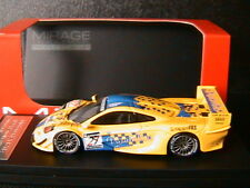 MCLAREN F1 GTR #27 1997 SUZUKA JOHANSSON AYLES GOODWIN HPIRACING 8213 1/43