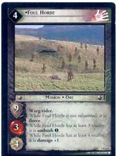Lord Of The Rings CCG Card BohD 5.R125 Foul Horde Alt. Image