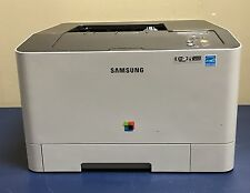 Samsung Wireless Color Laser Printer CLP-415NW - No Toner - Under 10K Pages
