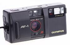"""Olympus AF-1 35 mm f 2,8 Point and Shot Kamera  Getestet / """" Nurepika """" AF1 /568"""