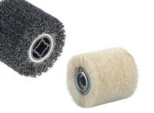 Fiber & Silicon Carbide Brush Wheel polishing stained woodsurfaces fits Metabo