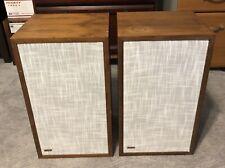 Vintage Dynaco A25 Speakers Pair - Refurbed Crossovers